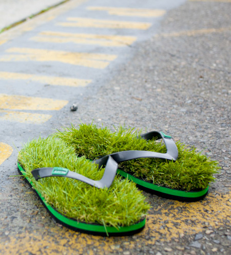 Grass Shoes