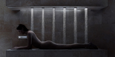 Horizontal Shower