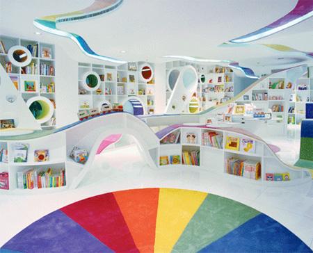 Kids Bookstore