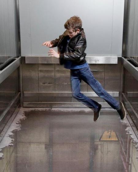 Lift 3D Illusion