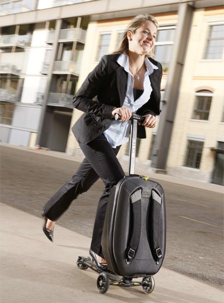 Samsonite Luggage Scooter