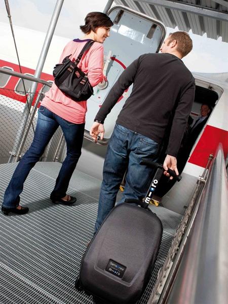 Micro Samsonite Luggage