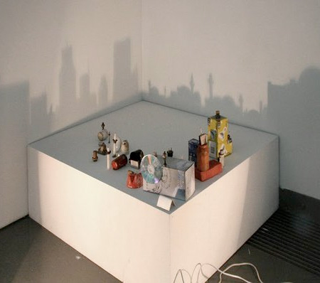 Rashad Alakbarov Shadow Art