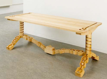Ontwerpduo Marbelous Table