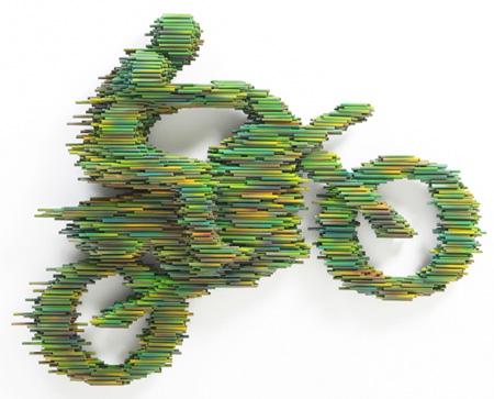 Pipe Sculpture