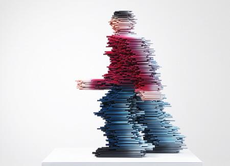 PVC Pipe Sculptures