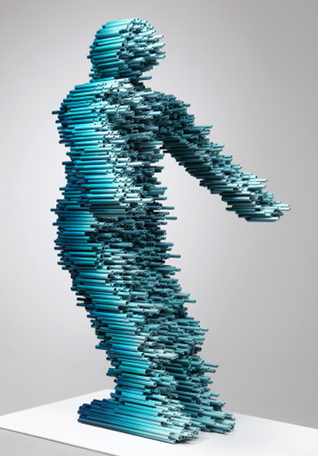 Kang Duck-Bong Sculptures