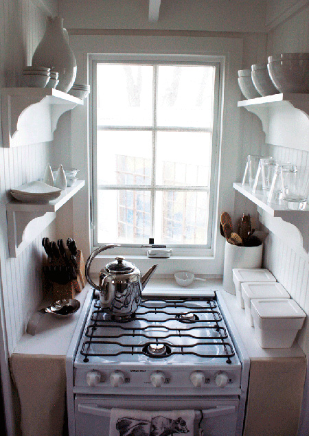 Kitchen on Wheels