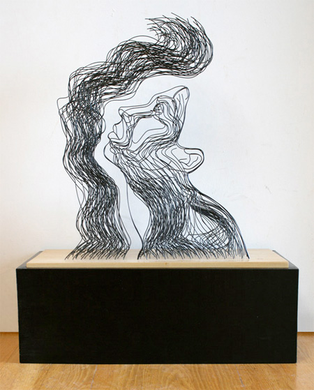Steel Wire Art