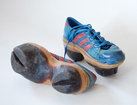 Animal Footprint Sneakers