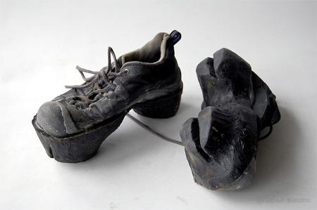 Footprint Shoes