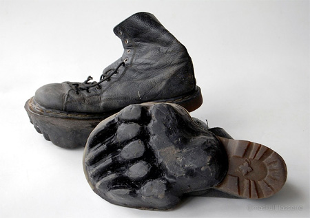Animal Track Shoes