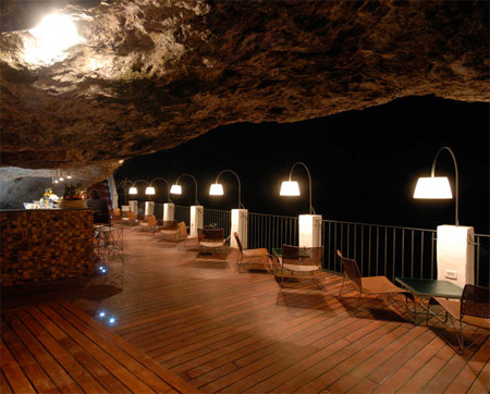 Grotta Palazzese Cave Restaurant