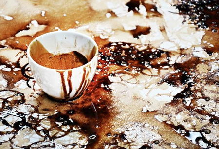 Coffee Stains Art