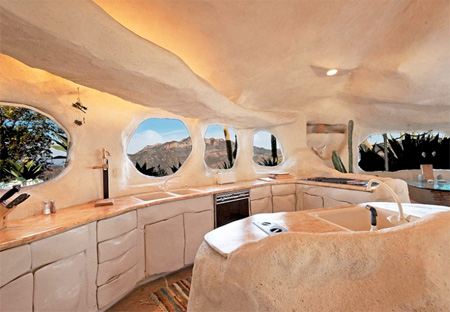 Flintstones Kitchen