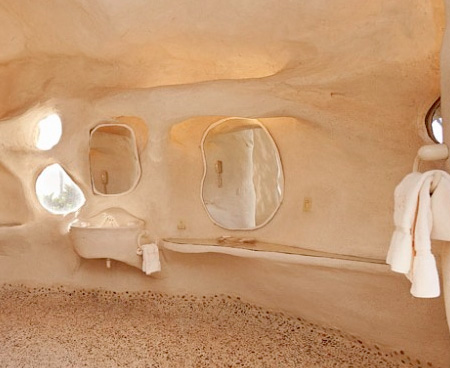 Flintstones Bathroom