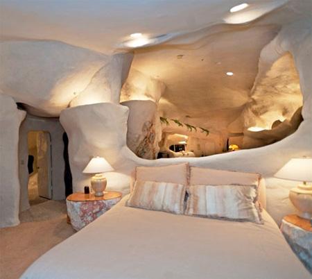 Cave Bedroom