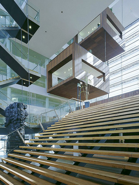 Nykredit Headquarters Meeting Rooms