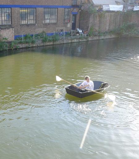 Foldable Boat
