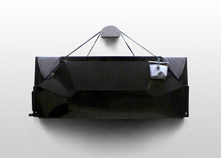 Foldboat by Arno Mathies and Max Frommeld
