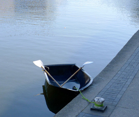 Folding Rowing Boat