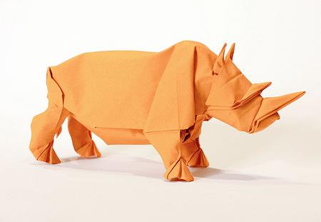 Paper Rhino