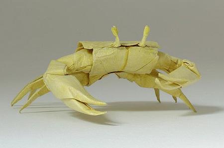 Paper Crab