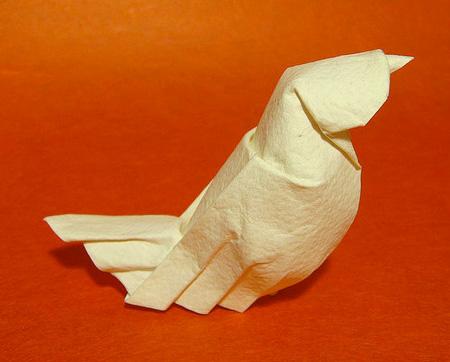 Paper Sparrow