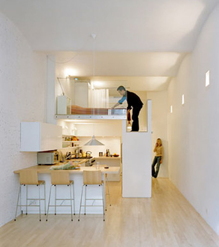 Loft apartment in new york - Innovative design ideas for apartments ...