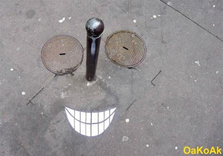 Face Street Art