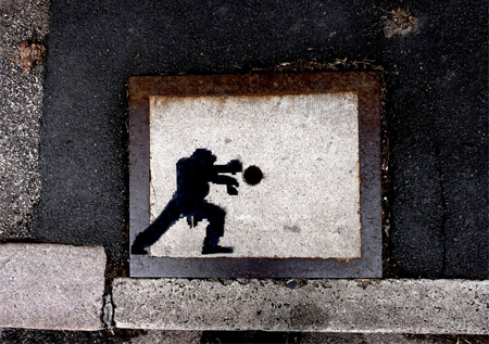 Street Fighter Street Art