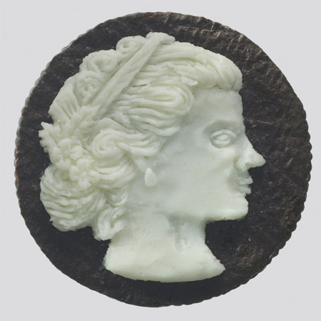 Oreo Cookie Portrait
