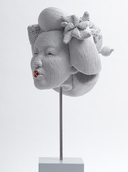 Mozart Guerra Rope Sculpture