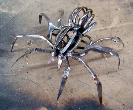 Christopher Locke Scissor Spider