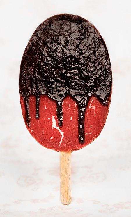 Meat Icecream