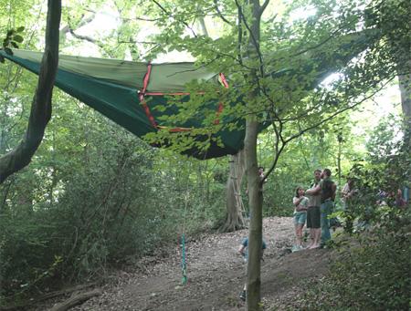 Tentsile Camping Tent