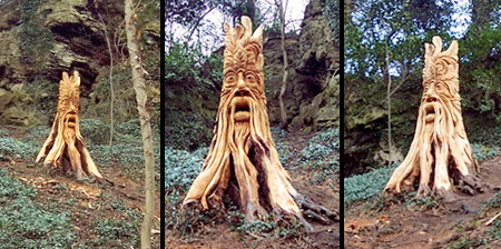 Amazing Tree Sculptures