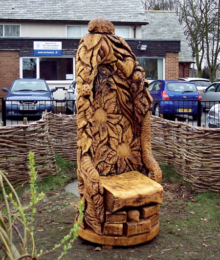 Tree Sculpting