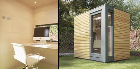 Backyard Offices