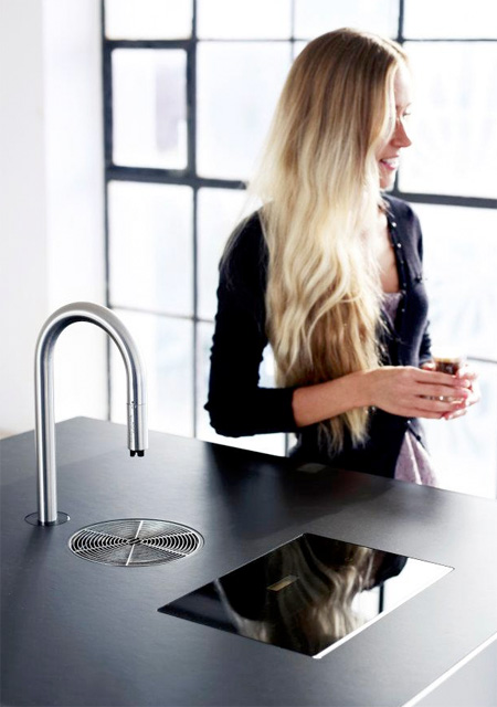 TopBrewer Coffee Faucet