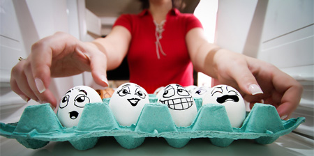 Creative Egg Art