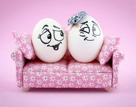 Eggventures of Eggbert by Vanessa Dualib