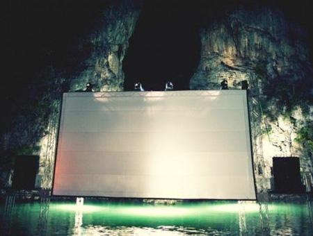 Floating Screen