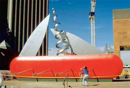 Giant Swiss Knife