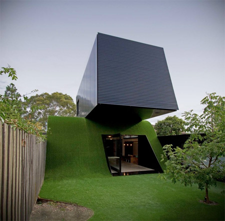 Hill House in Australia