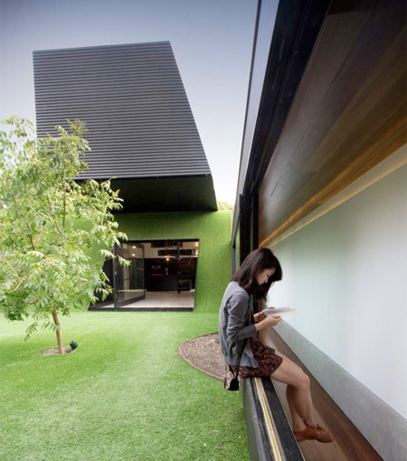 Hill House in Melbourne