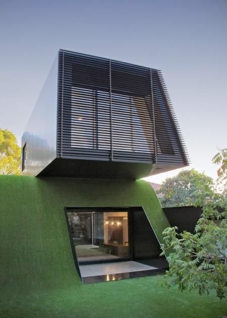 House by Andrew Maynard Architects