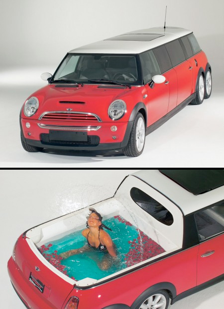Hot Tub Limousine