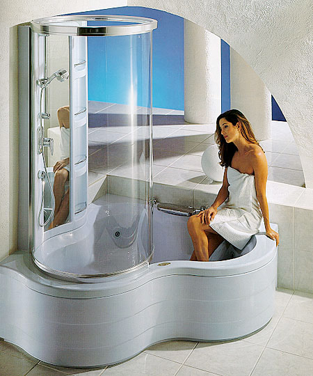 Shower Hot Tub