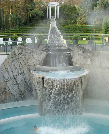 Waterfall Spa